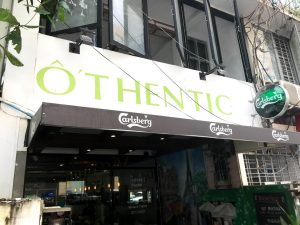 LGBT カフェ&バー オーセンティック (ヤンゴン)